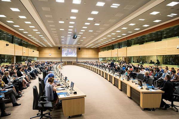 EU to world: time for action on climate, security, peace