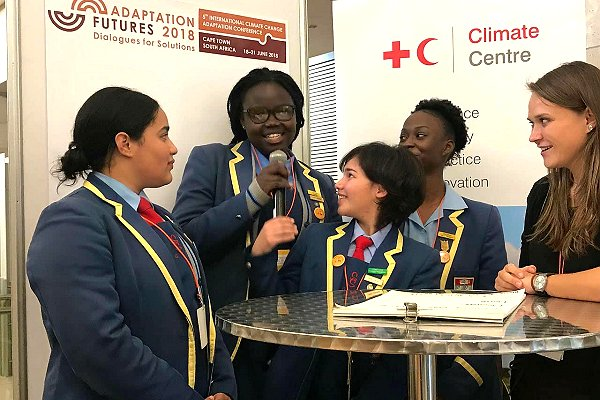 SA Red Cross at #AF2018: Scientists, researchers  and people directly affected must find common language on climate