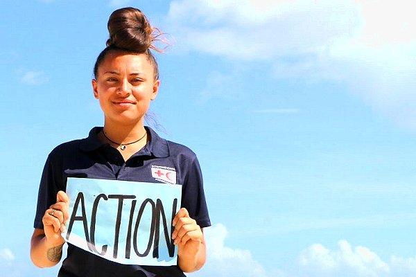 Tabitha Berg: Cook Islands climate champion