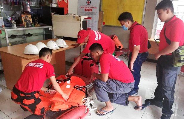Red Cross in maximum preparedness effort  ahead of weekend of storm impacts