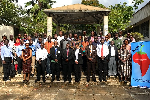12 universities combine to launch  'inventive response to East Africa's rapidly changing risk-profile'