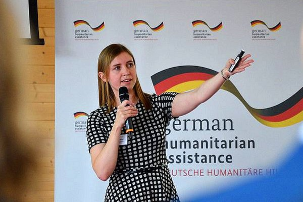 Germany pledges to intensify strategic cooperation  with the Red Cross Red Crescent Movement on FbF