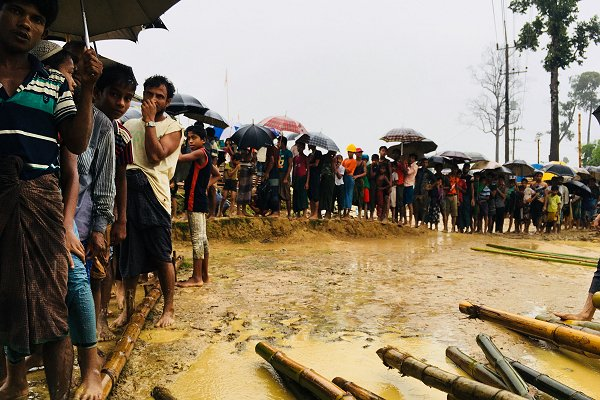 Climate change already making humanitarian work harder,  less predictable, more complex, says IFRC,  as scientists spell out dangers of overshooting 1.5°C