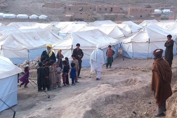 Drought drives Afghans off their land in hundreds of thousands as IFRC issues emergency humanitarian cash grant