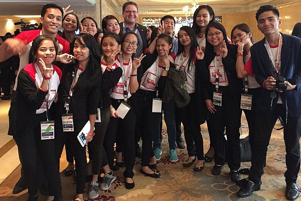 At Asia-Pacific and Mideast summit,  Red Cross Red Crescent commits to leadership role for women
