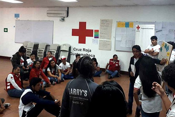 Y-Adapt in Guatemala: 'dynamic, cool  and perfect for young people'