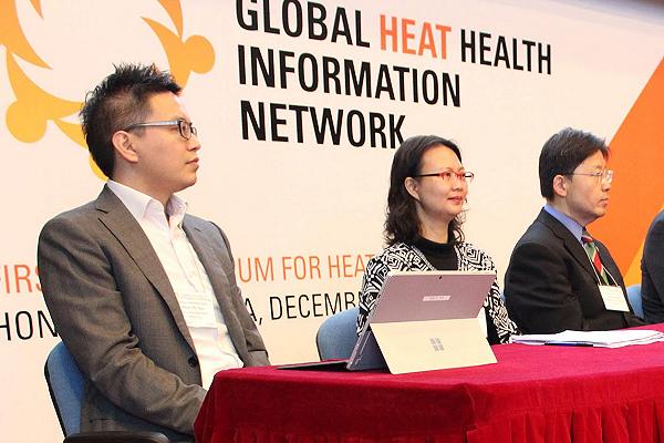 World-first expert forum charts possible ways forward on killer heatwaves