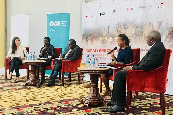 'Conflict and climate nexus' unpacked at Nairobi high-level round table