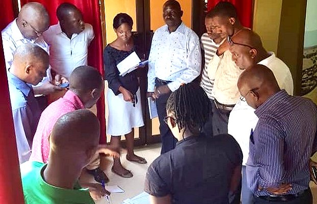 Climate and disaster: PfR-supported seminar  for East African journalists