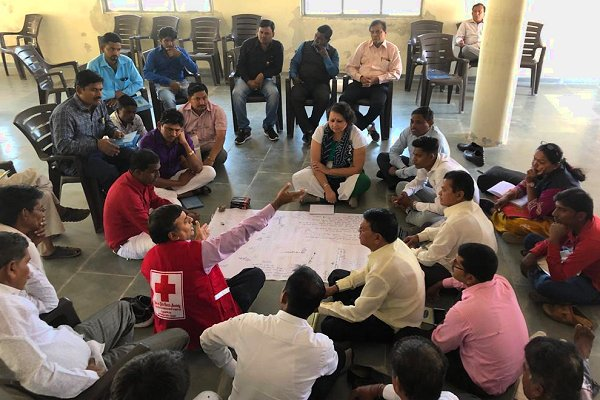 Indian Red Cross signs on dotted line for strengthened collaboration with met department on forecasts, extremes, resilience
