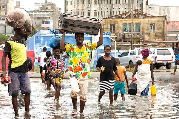 Mozambique: 'Many, many families have lost everything'