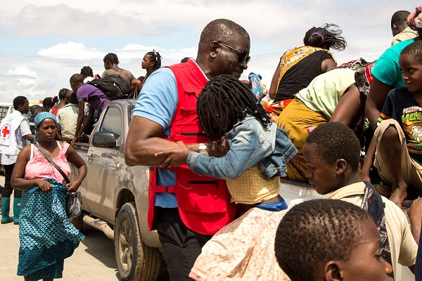 Cyclone Idai in Mozambique: 'The scale of this crisis is staggering'