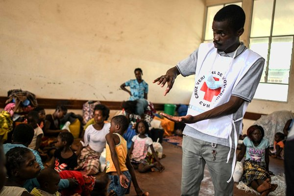 IFRC Secretary General: Speed, quality and scale of response critical to preventing disease outbreaks in Mozambique