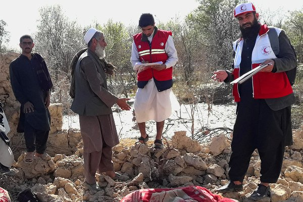 IFRC: Climate change increasing hardship in Afghanistan where 10m people living with aftermath of extreme weather