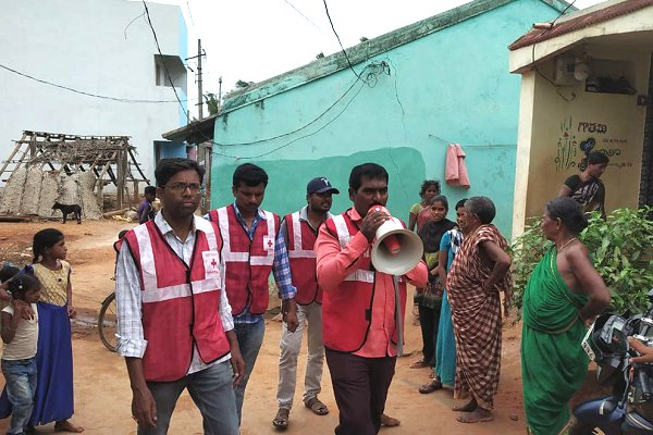 IFRC: One of the strongest storms to strike the Indian subcontinent in decades makes landfall