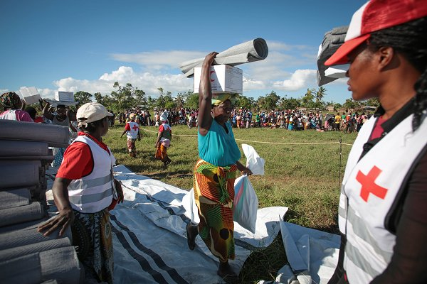 IFRC: Cyclone Idai casts a shadow over global disaster conference
