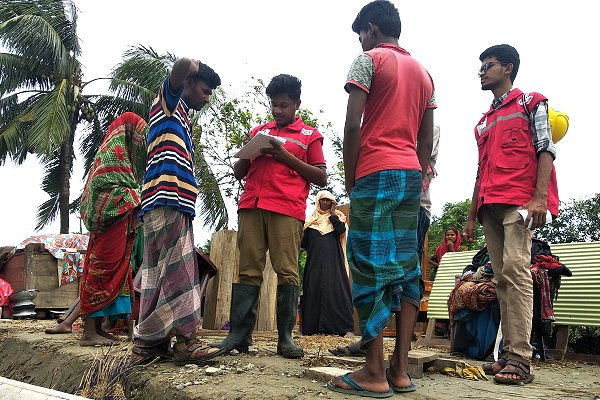 Bangladesh: How forecast-based financing supported objective decision-making in advance of Cyclone Fani