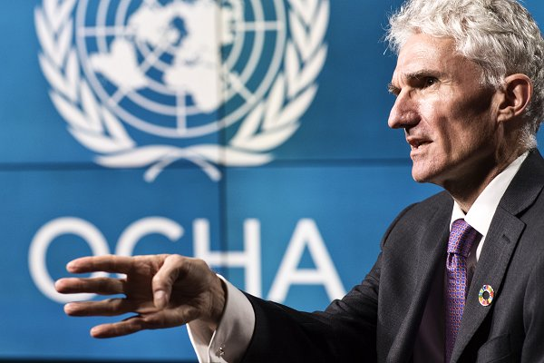 UN humanitarian chief, praising German leadership on early action, announces $45m for Somalia, Ethiopia and Kenya