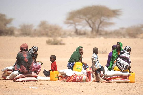 'We need to talk about conflict and climate change'