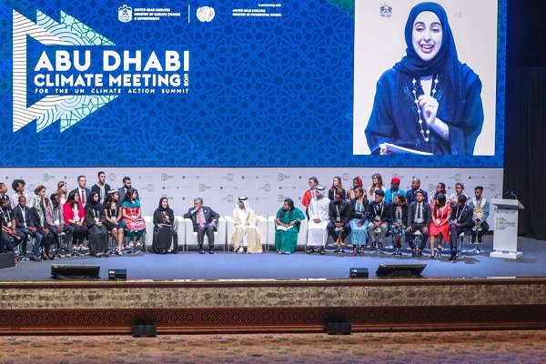 WMO: 'Visible and increasing urgency of climate action' in focus at the UN Abu Dhabi climate meeting