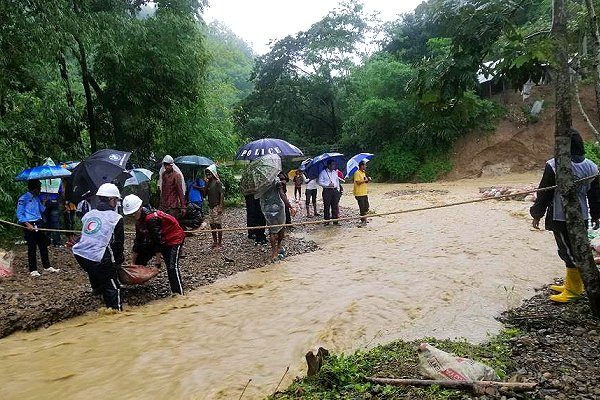 'Higher than average' monsoon rainfall triggers humanitarian interventions across Asia