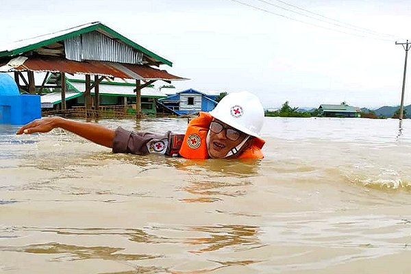 IFRC: Nearly 6m people in South Asia threatened by monsoon floods