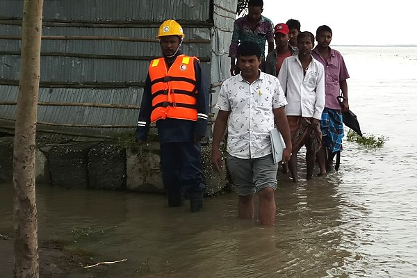 IFRC announces huge increase in assistance for Bangladesh, facing 'highest river-levels in a century'