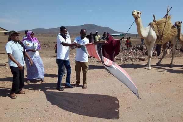 Northern Kenya: Ewaso Nyiro Camel Caravan 2019