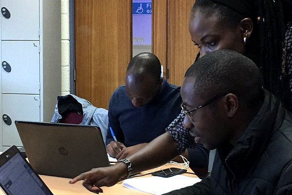 Flood forecasting for African National Societies: University of Reading summer school