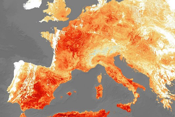 'Europe is heating up faster than predicted by climate models'