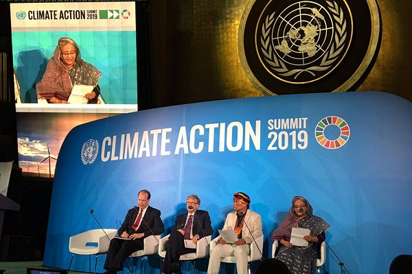 Risk-informed Early Action Partnership – 'REAP' – launched at #climateaction summit: 'Let us work together for a safe world for our future generation'