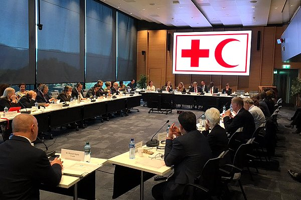 IFRC Governing Board approves , with climate top of list of global challenges