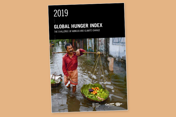 'Inextricable link between hunger and climate' highlighted in 2019 Global Hunger Index