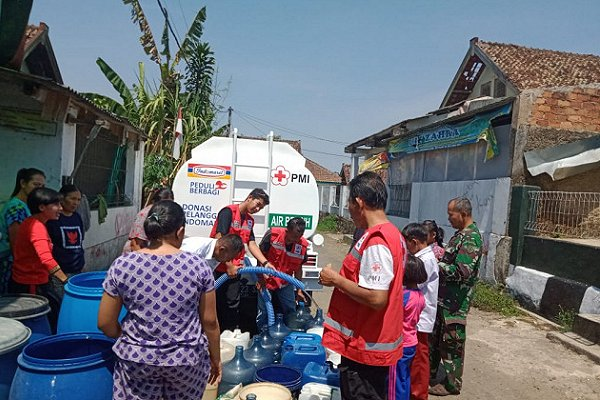 Indonesia emerges from devastating drought