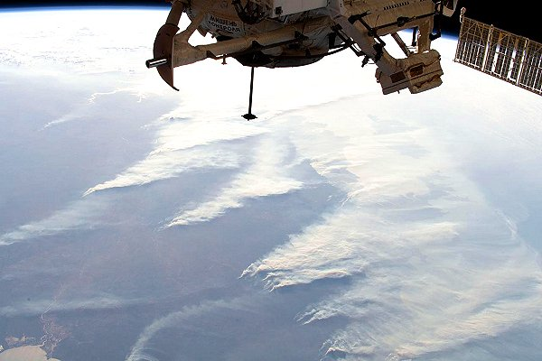 Can we see 'risk' from space? Humanitarian workshop at week-long Group on Earth Observations session