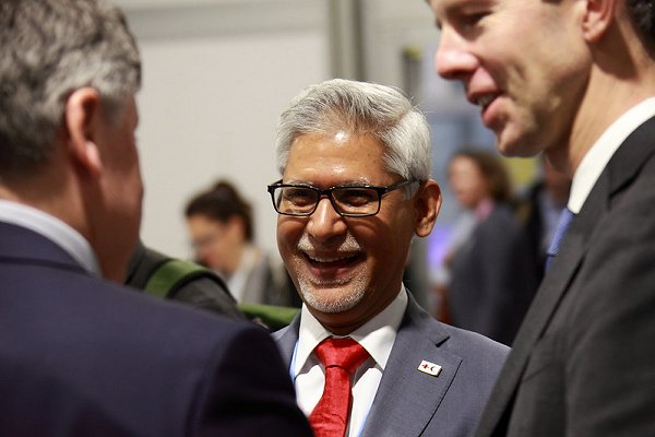 Climate Centre board member Jagan Chapagain is new IFRC Secretary General