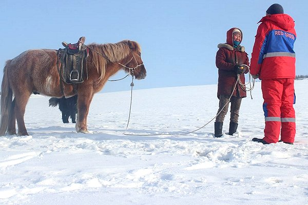 IFRC releases cash for Mongolian herders facing new  in first-ever use of early-action funding mechanism