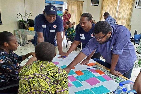 Increased understanding of 'EAR Watch' in Vanuatu
