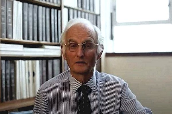 Sir John Houghton, climate scientist, 1931–2020