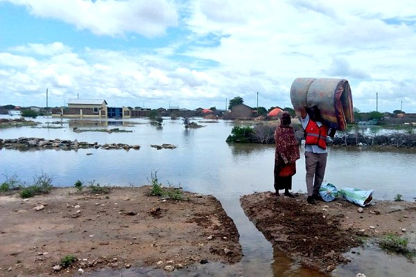 FbF potential in Africa boosted by new reporting points on rivers in four countries