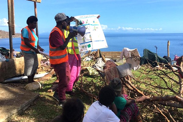 First virtual climate-services meeting for Pacific is 'important heads-up for water resources and COVID preparation'