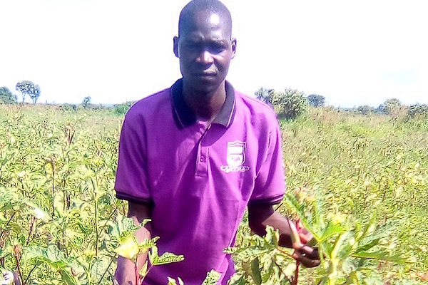 In Uganda, PfR-supported agricultural extension helps farmers through lockdown headaches