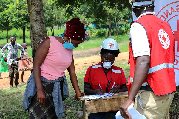 East Africa: Red Cross raises the alarm over 'triple menace' of floods, COVID and locusts