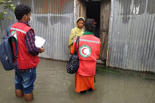 IFRC: Early action to save lives in Bangladesh amid severe flood forecast