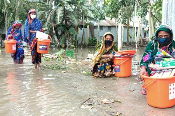 Forecast-based action a 'bright spot in a bleak humanitarian outlook'