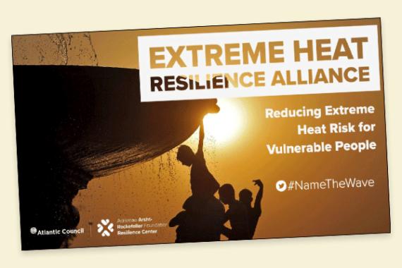 Climate Centre joins new global alliance against heatwave 'silent killers'
