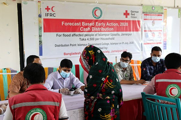 New online guidance on cash and social protection in the Red Cross Red Crescent Movement