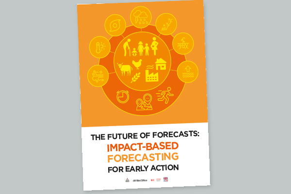 New Red Cross Red Crescent-UK Met Office guide to 'impact-based forecasting' for early humanitarian action