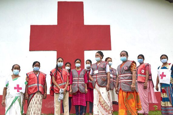 IFRC-Vice Media tie-in highlights gravity of multiple crises facing South Asia