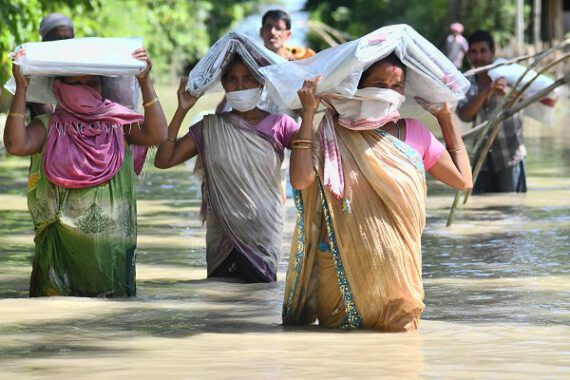 Global response to climate change is failing people in greatest need, says IFRC's